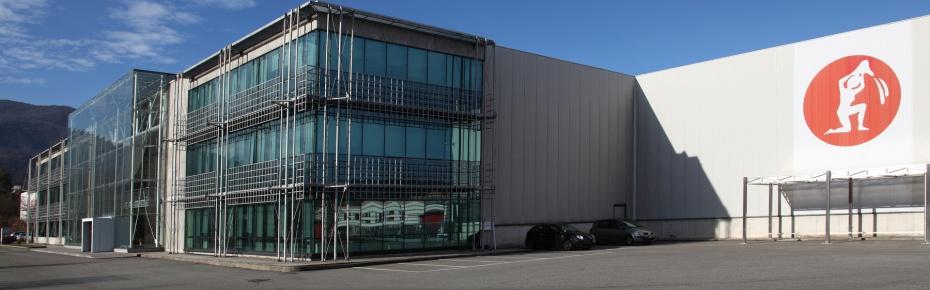 意大利嘉科米尼塑料资材工厂